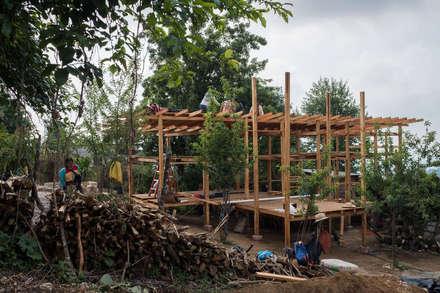 كوخ تنفيذ Juan Carlos Loyo Arquitectura