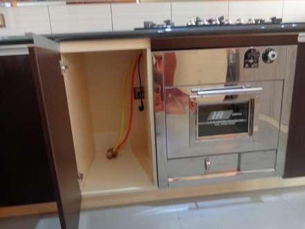 Cocina - Callao: Cocinas de estilo moderno por MARSHEL DUART SRL