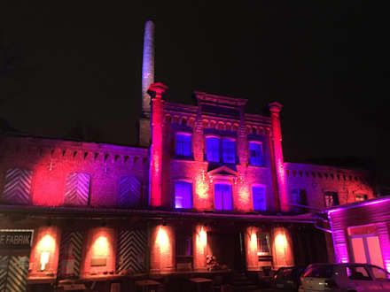 Event venues by Lichtlandschaften