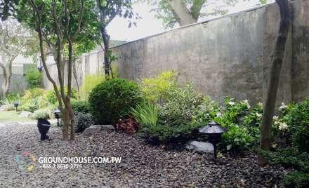 classic Garden by 大地工房景觀公司