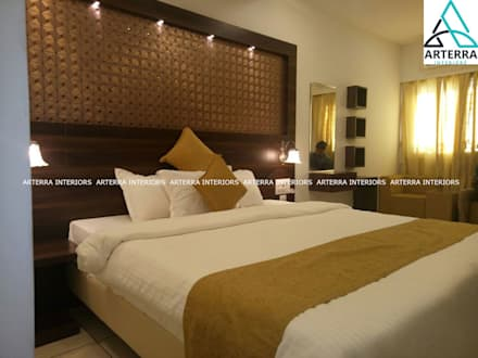 Arterra Interiors의  호텔