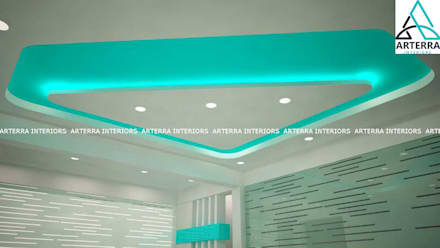 คลินิก by Arterra Interiors