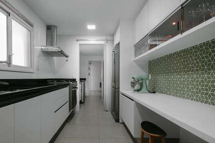 .: Cozinhas minimalistas por PAR projetos