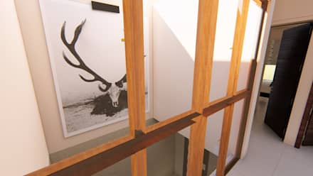 Окна в . Автор – RUBIO + TOVAR ARQUITECTOS
