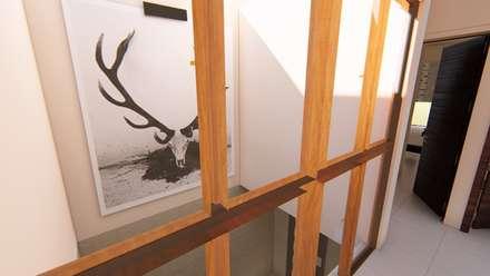 RUBIO + TOVAR ARQUITECTOS의  창문
