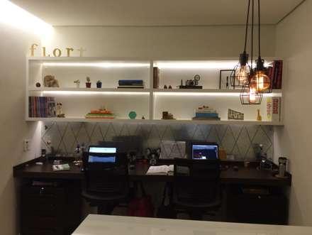 مكتب عمل أو دراسة تنفيذ PAR projetos