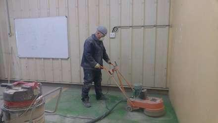 مكاتب ومحلات تنفيذ Humac Flooring Solutions