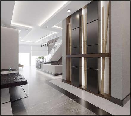 Corridor & hallway by Nuevo Tasarım