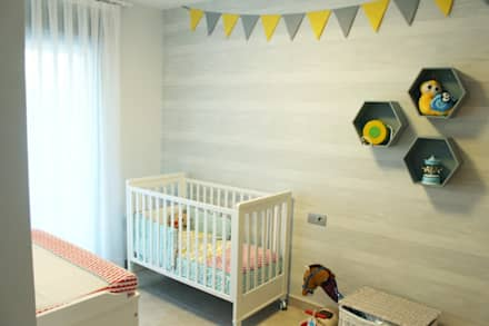 Baby room by ALARCA. Interiorismo&Hogar