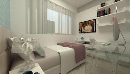 Teen bedroom by GABRIELA GUERREIRO | ARQUITETURA