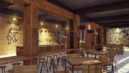 Kaaisungan Sibarrung:  Ruang Makan by Pr+ Architect