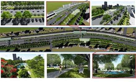 Lugares para eventos de estilo  por Công Ty TNHH Phát Triển Dự Án Song Nam