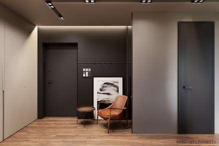 :  Flur & Diele von Tobi Architects