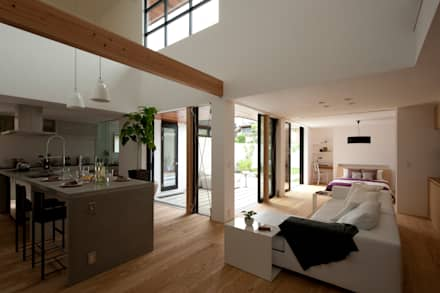 CONCEPT HOUSE: yuukistyle 友紀建築工房が手掛けたキッチンです。