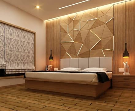 colonial Bedroom by Future Space Interior