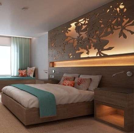 Asiatische Schlafzimmer Von Laixaynhapho92