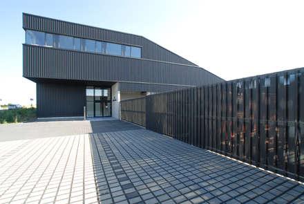 Office buildings by SCHOYERER ARCHITEKTEN_SYRA