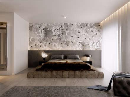 Phòng ngủ by Inêz Fino Interiors, LDA