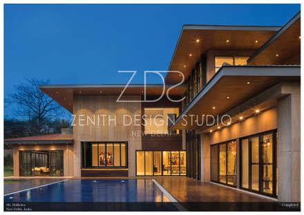 Moradias  por Zenith Design Studio