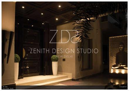 Villa by Zenith Design Studio