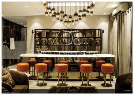 Cantina in stile in stile Eclettico di Zenith Design Studio