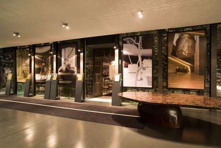 DESIGN CENTRE NINI ANDRADE SILVA: Museus  por Atelier Nini Andrade Silva