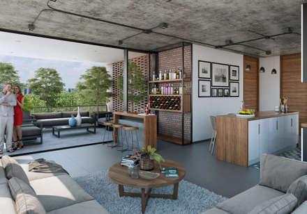Phòng ăn by Stuen Arquitectos