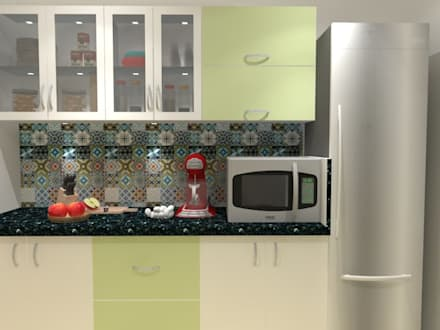 Kitchen units by I Jerifa
