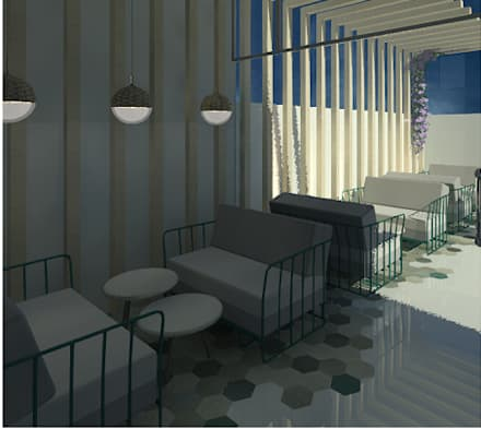Bars & clubs by Granada Design