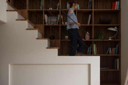 COMBINATION: yuukistyle 友紀建築工房が手掛けた階段です。