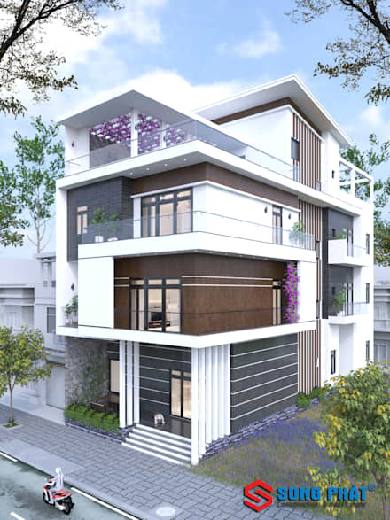 Multi-Family house by laixaynhapho92
