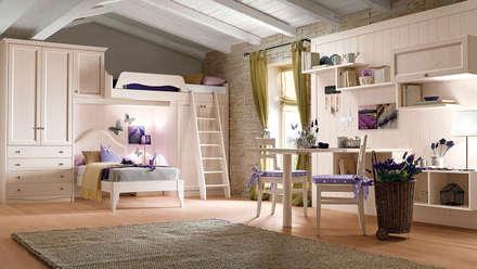 Collezione Every Day: Camera da letto in stile in stile Classico di Ferrari Arredo & Design