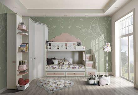 Camera da letto idee immagini e decorazione homify for Giessegi arredamenti prezzi