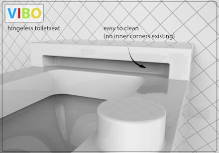 """""""VIBO"""" - Kinder Badezimmer im LEGO-Style: ausgefallene Badezimmer von InDezign"""