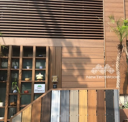 Multi-Family house by 新綠境實業有限公司