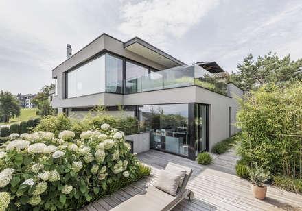 Objekt 268 / meier architekten:  Einfamilienhaus von meier architekten