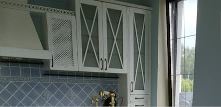 Built-in kitchens by Olga&Mark LDA