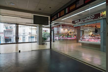 Shopping Centres by FPM Arquitectura