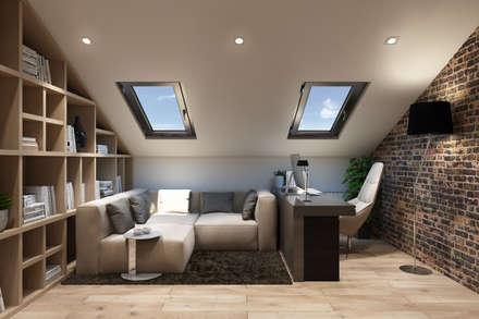 Phòng học/Văn phòng by Style Home
