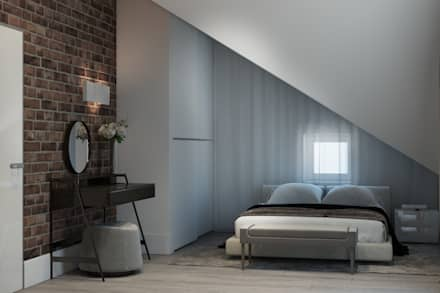 """Дизайн-проект таунхауса в КП """"Кембридж"""": Полы в . Автор – Style Home"""