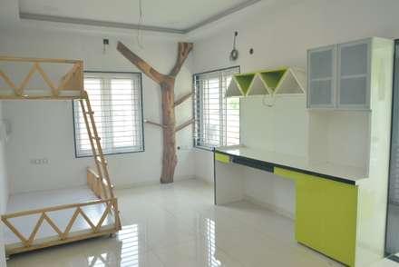 residence project:  Boys Bedroom by pratima vaghela