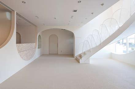 Clínicas  por 株式会社KAMITOPEN一級建築士事務所