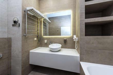 Реализованный проект гостиницы Polaris: Гостиницы в . Автор – Style Home