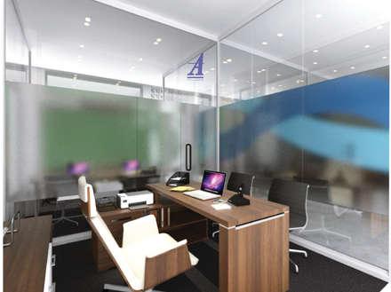 Edificios de Oficinas de estilo  por Asta Karya Studio