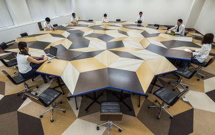 ศูนย์นิทรรศการ by 株式会社KAMITOPEN一級建築士事務所