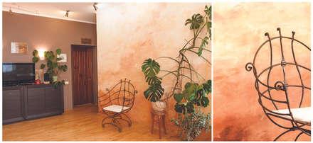 : Salones de estilo ecléctico de KSENIA BATRAK  f i n e  i n t e r i o r s