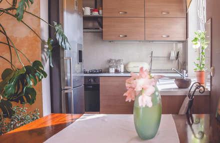 Built-in kitchens by KSENIA BATRAK  f i n e  i n t e r i o r s