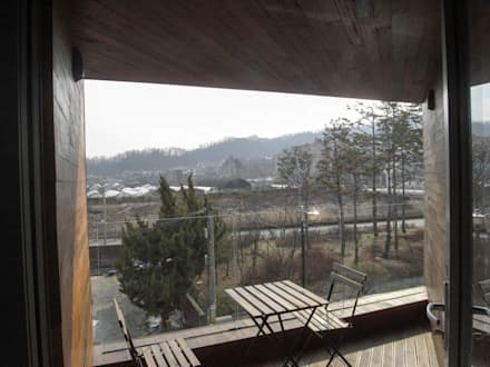 Commercial Spaces by 건축사사무소 어코드 URCODE ARCHITECTURE