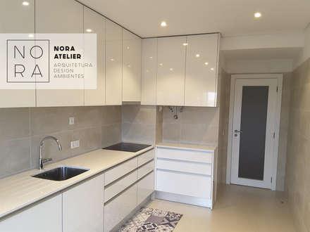 ห้องครัว by Nora Atelier