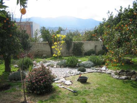 Vorgarten von Mirasur Proyectos S.L.